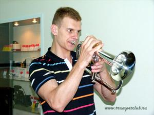 Купить мундштук для трубы в магазине духовых